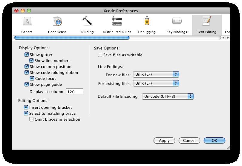 Git(Hub) and Mac Line Endings | zbyhoo's blog