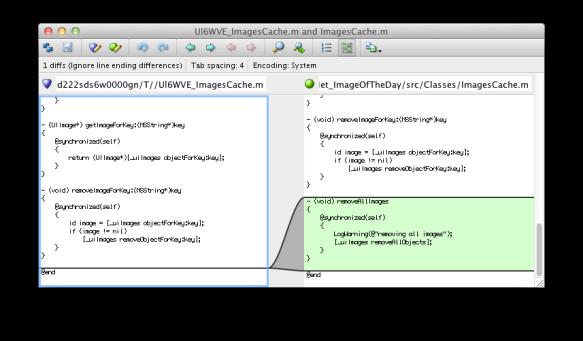 GIT Merge and Diff with p4merge on Mac | zbyhoo's blog